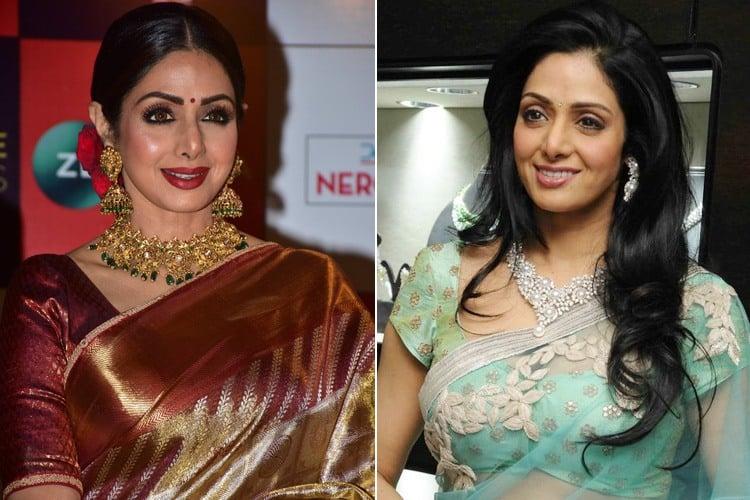 Sridevi Inspiring Fashion