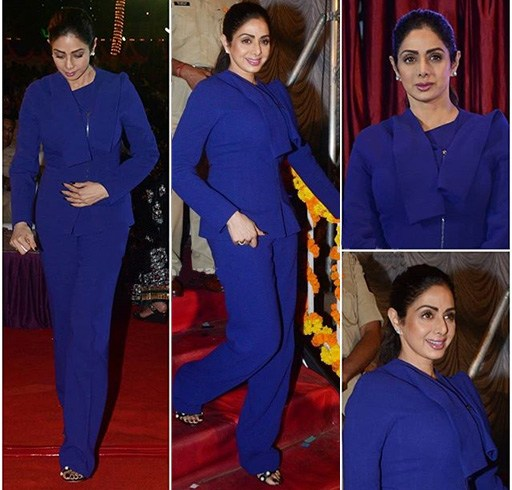 Sridevi Outfit