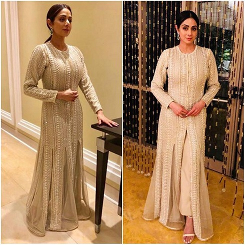 Sridevi at Dubai Wedding