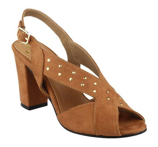 Tan Sandals Womens