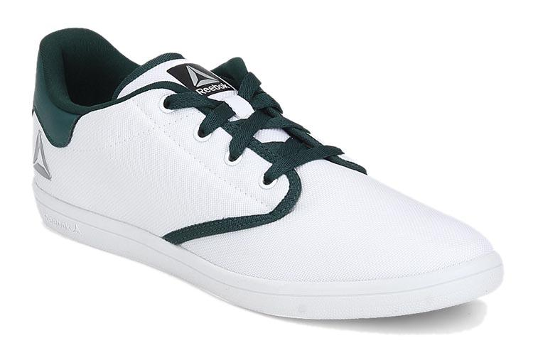 Tread Fast White Sneakers