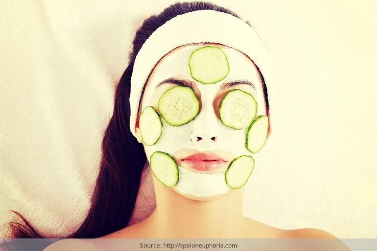 Vegetable Face Masks