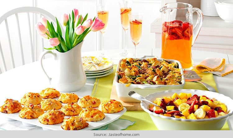 Ways To Host a Brunch