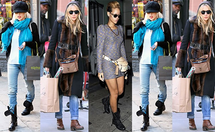 Ways To Wear Combat Boots With Jeans