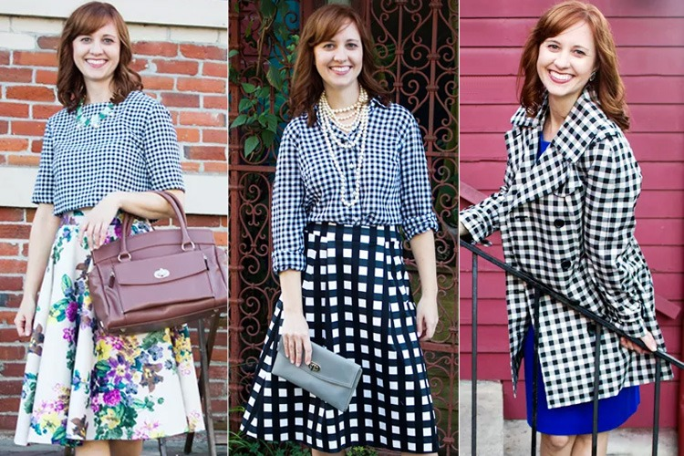 Ways To Wear Gingham