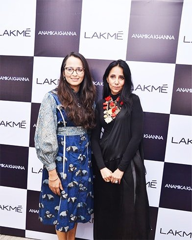 Anamika Khanna Lakme Fashion Week 2018