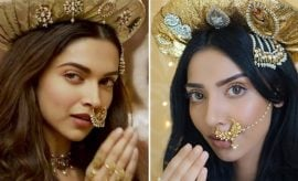 Bajirao Mastani Makeup Tutorial