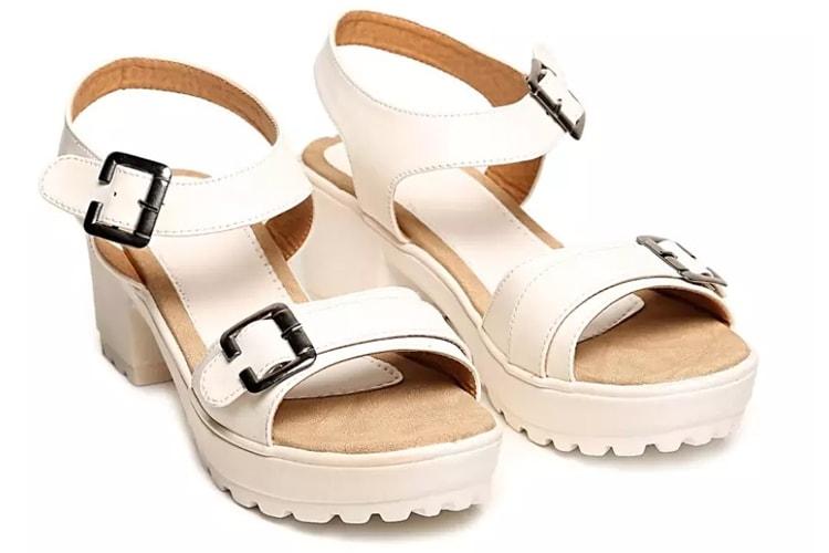Bare Soles Classy Heels