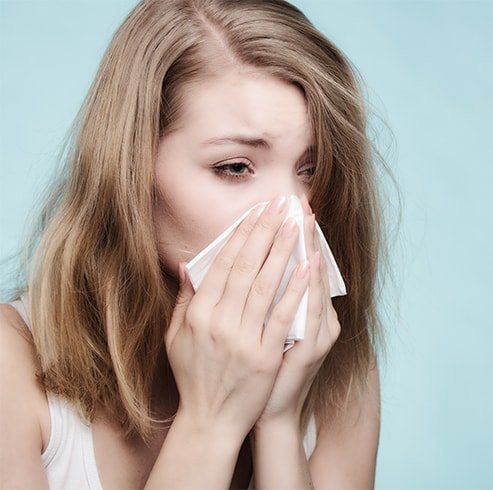 Beauty tips for when you sick