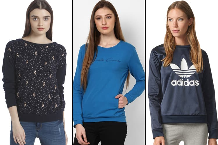 Best Brands To Buy Sweatshirts For Women