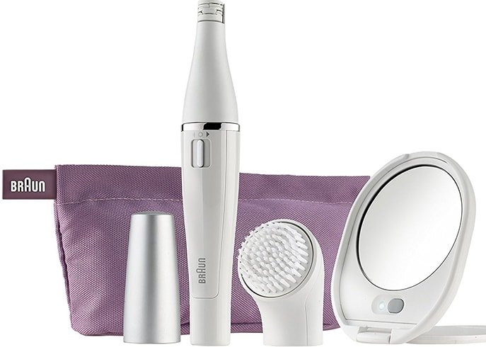 Braun Face 830 Epilator