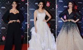 Celebrities At Nykaa Femina Beauty Awards 2018