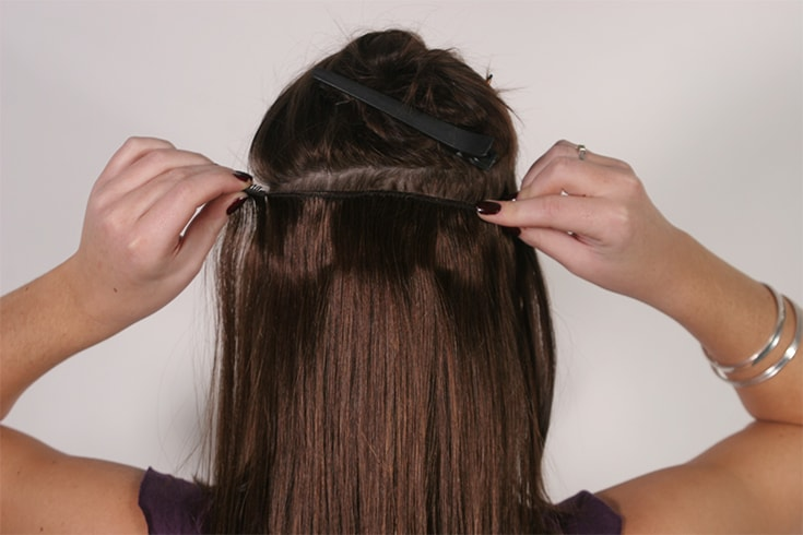 Clip in Hair Extension - Hair Extensions Pros And Cons