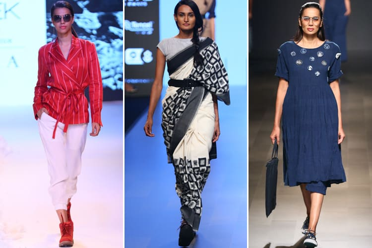 Day 2 At Lakme Fashion Week 2018