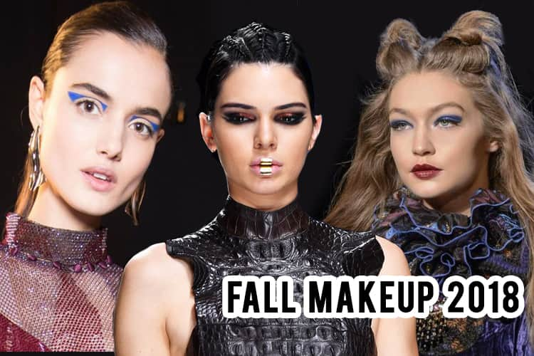 Fall Makeup Looks For 2018
