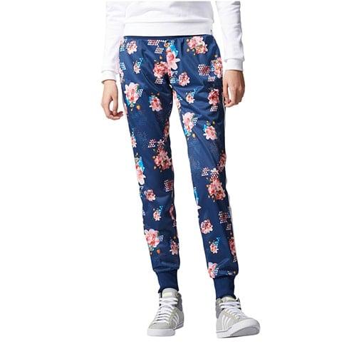 Floral Track Pants