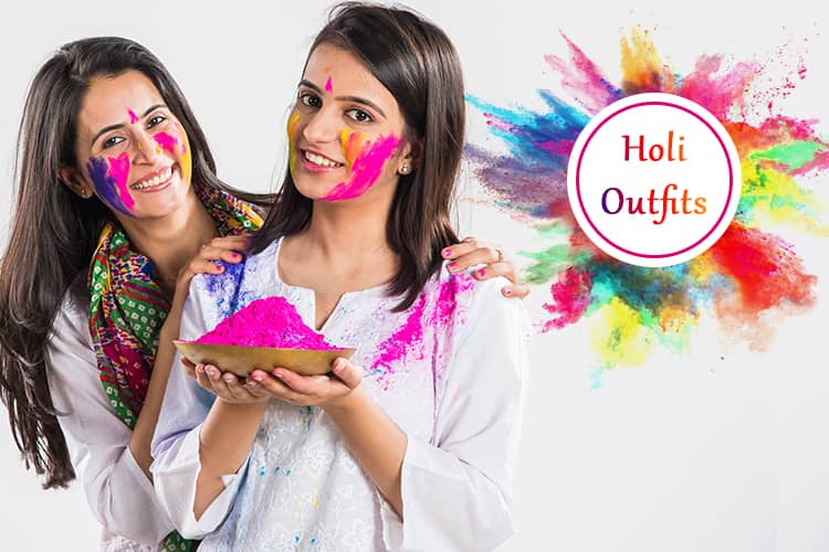 Holi Outfits And Styling Ideas