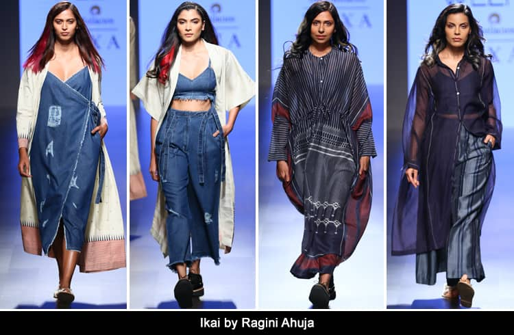 Ikai by Ragini Ahuja at Lakmé Fashion Week summer resort 2018