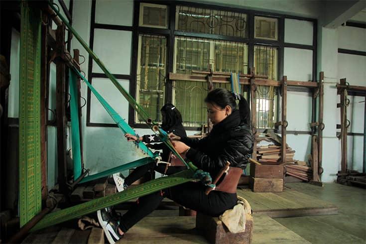 Kuzu will showcase weaves by Lepcha community in Sikkim