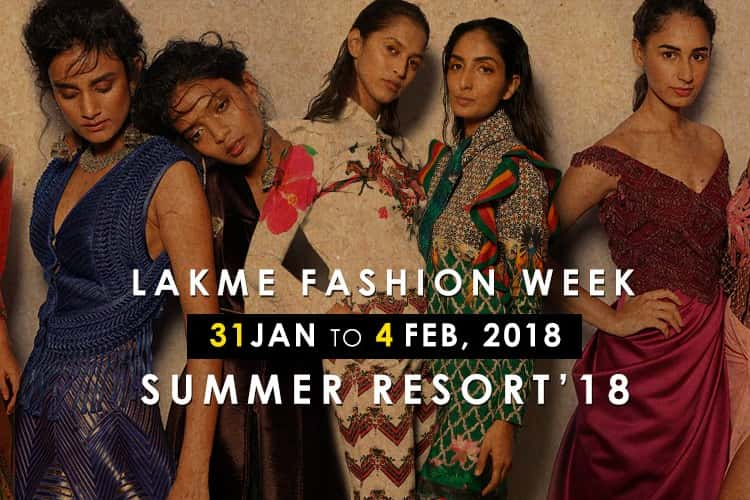 Lakme Fashion Week Summer Resort 2018