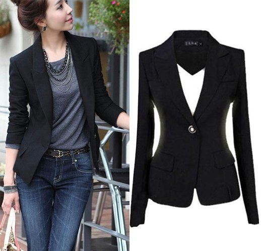 latest blazer style for Fashion