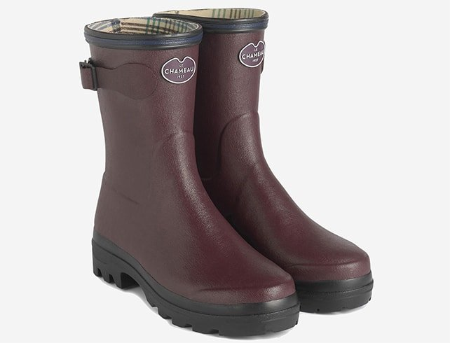 Le Chameau Giverny Low Boots