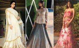 Lehenga Styles For A Mehendi Ceremony in UAE
