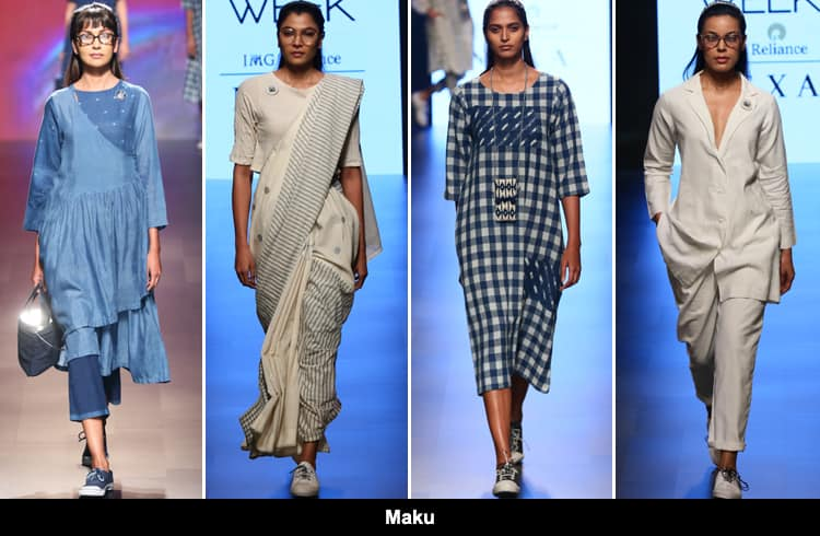 Maku at Lakeme Fashion Week 2018