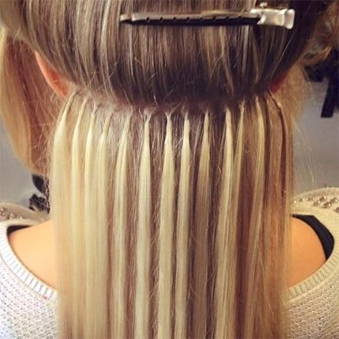 Pre Bonded or Fusion Hair Extension - Hair Extensions Pros And Cons