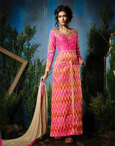 Salwar Suits for Festivals