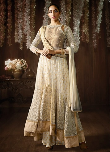 Salwar Suits for Sangeet Ceremony