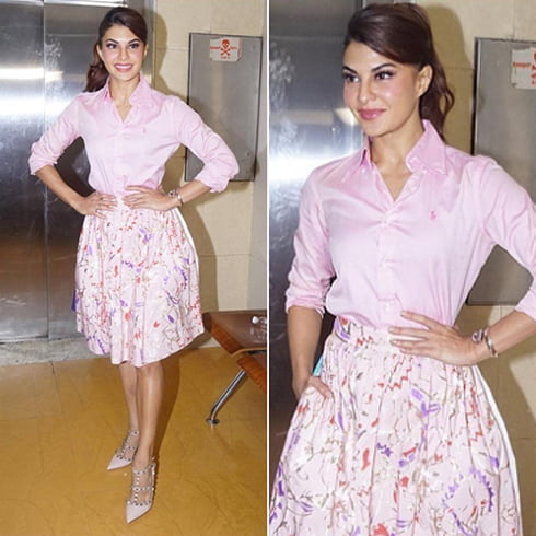 Skirt It Is by Jacqueline Fernandez