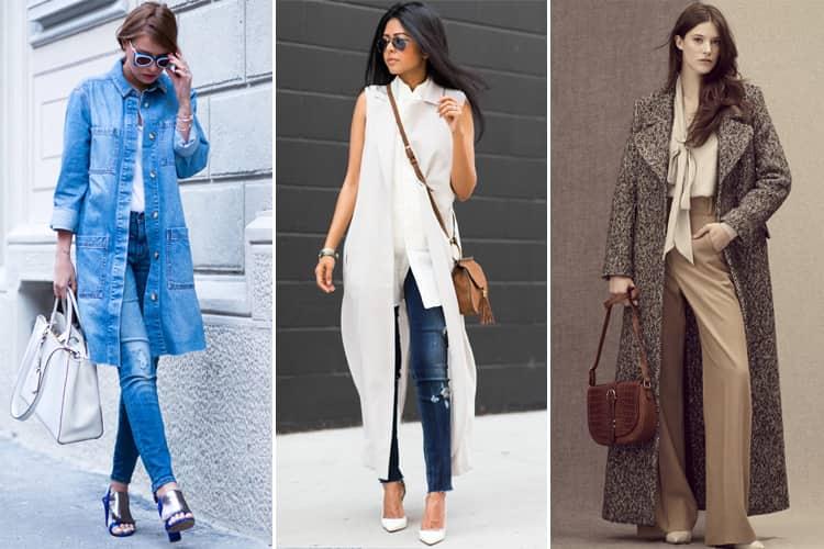 Style Guide To Wear The Longline Jacket