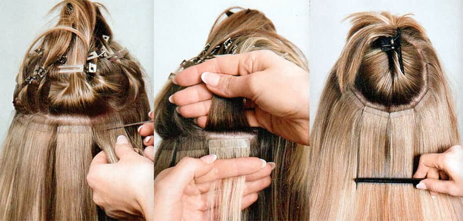 Tape in Hair Extension - Hair Extensions Pros And Cons