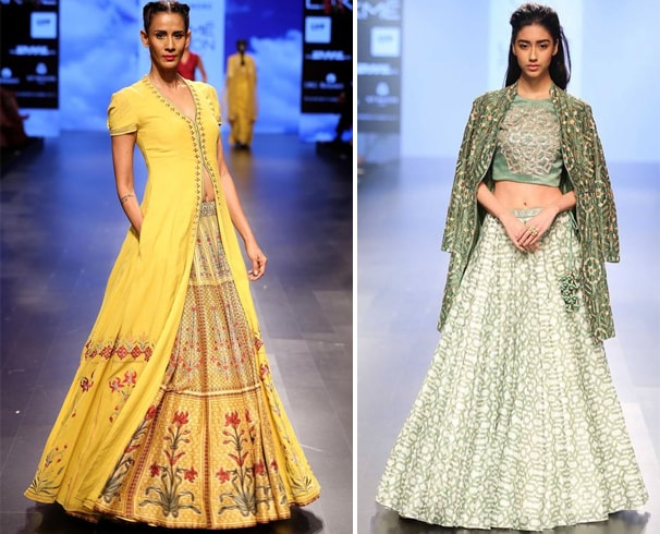 The Three-Piece Lehenga Choli