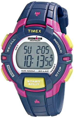 Timex Women Ironman Blue Digital Display Watch
