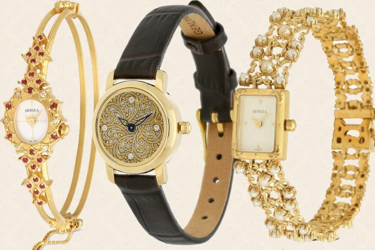 Titan Nebula Luxury Watches