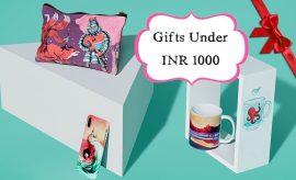 Unique Gifts Under INR 1000