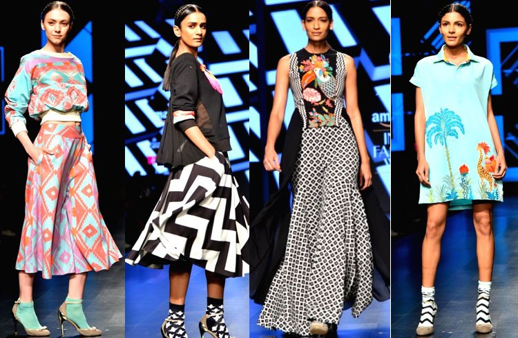 Ankita AIFW Collections