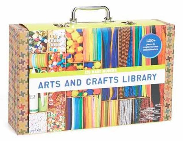 Art and Craft Library Kit