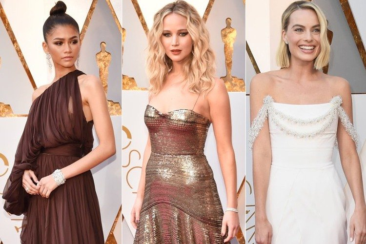 Best Dressed Celebs At The 90th Oscar Awards