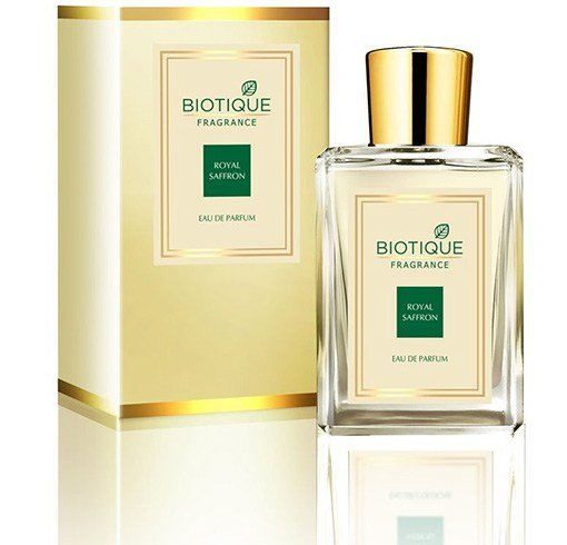 Biotique Fragrance Royal Saffron Eau de Parfum