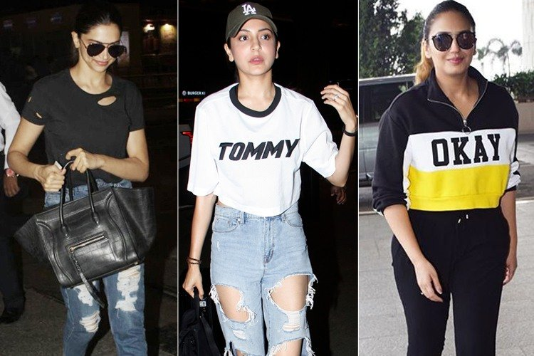 Bollywood Airport Styles