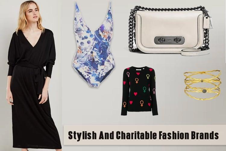 Charitable Fashion Brands
