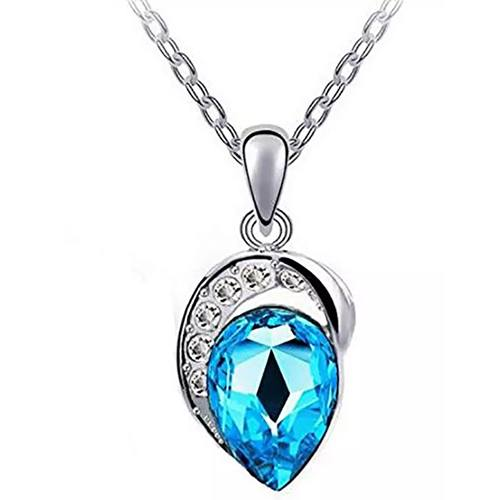 Crystal Necklace Pendant For Girls