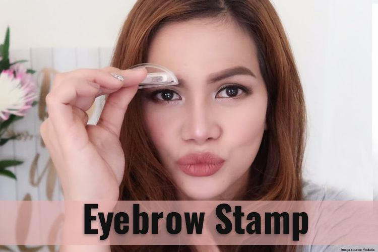 Eyebrow Stamp