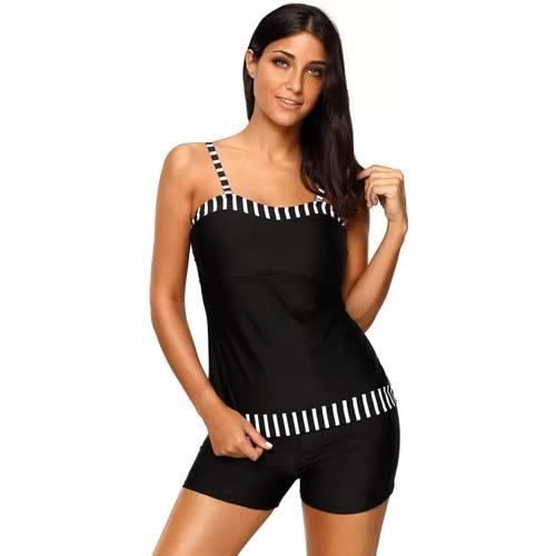 Fasnoya Striped Women's Swimsuit