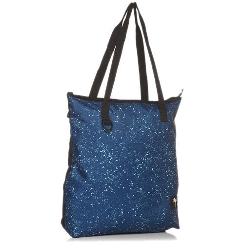 Fundamentals Shopper Ii Blue Shopping Bag