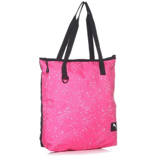 Fundamentals Shopper Ii Pink Shopping Bag