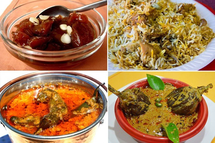 Hyderabadi Food Items